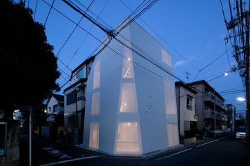 This Japanese House Looks Peculiar But Beautiful 22