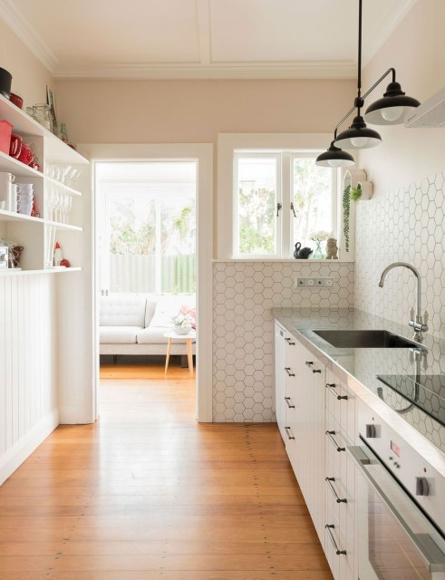 Wonderful Small Kitchen Transformations 13
