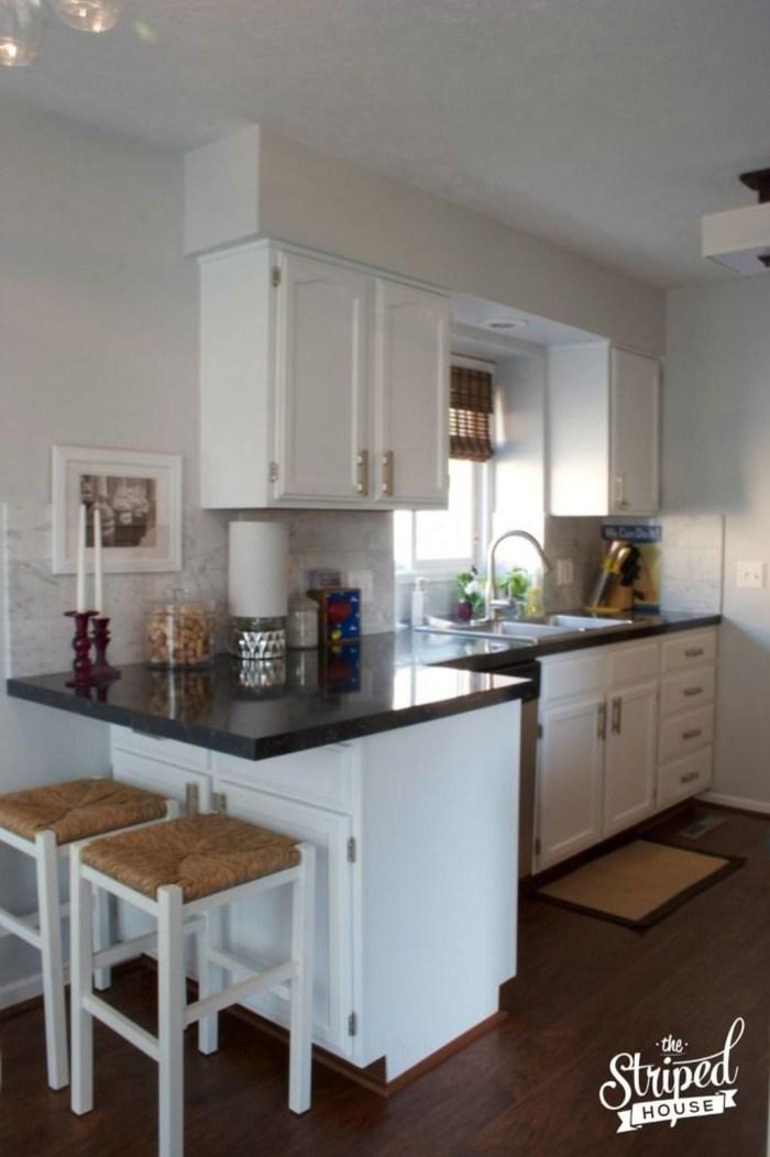 Wonderful Small Kitchen Transformations 17