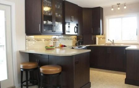 Wonderful Small Kitchen Transformations 45