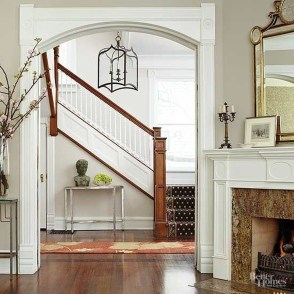 Wood Railing Ideas For Your House Style 06