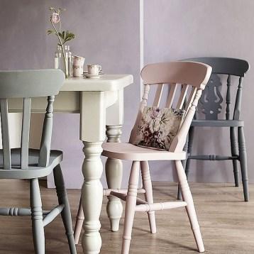 Amazing Farmhouse Kitchen Tables Ideas 07