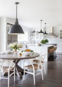 Amazing Farmhouse Kitchen Tables Ideas 09