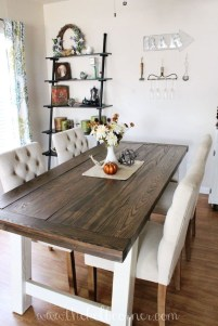 Amazing Farmhouse Kitchen Tables Ideas 29