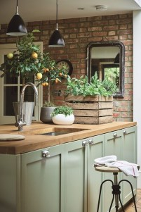 Amazing Farmhouse Kitchen Tables Ideas 32