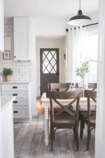 Amazing Farmhouse Kitchen Tables Ideas 39