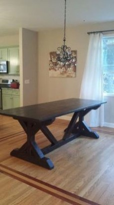 Amazing Farmhouse Kitchen Tables Ideas 45