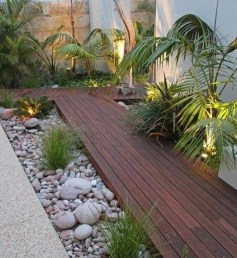 Beautiful Garden Flooring Ideas 01