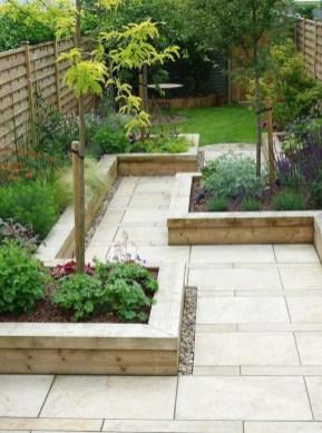 Beautiful Garden Flooring Ideas 08