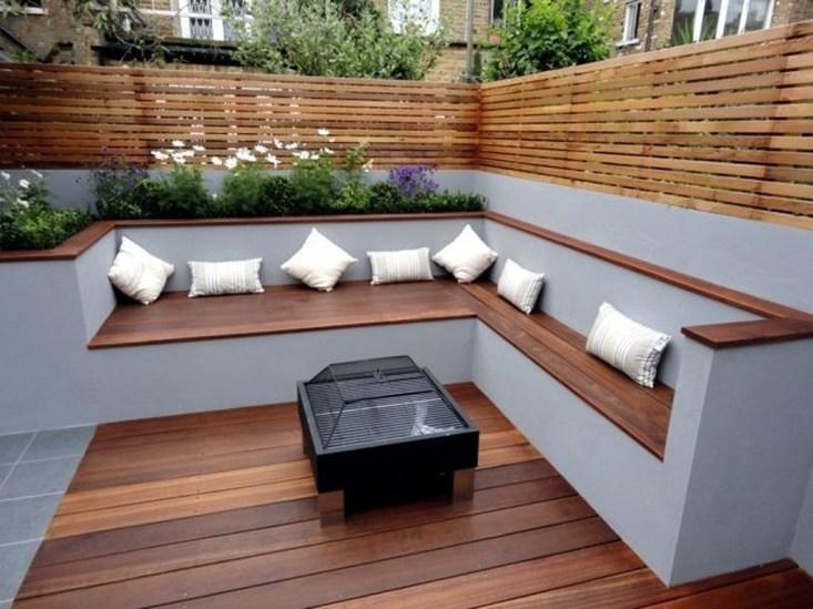 Beautiful Garden Flooring Ideas 13