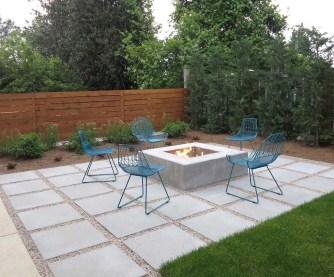 Beautiful Garden Flooring Ideas 17
