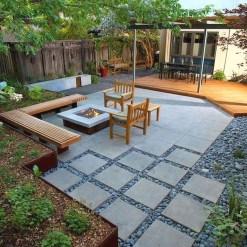Beautiful Garden Flooring Ideas 28