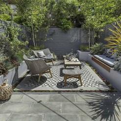Beautiful Garden Flooring Ideas 31