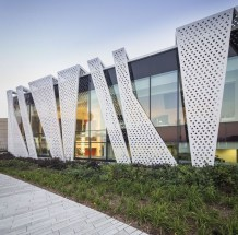 Best Facade Designs Of 2018 With Different Materials 15