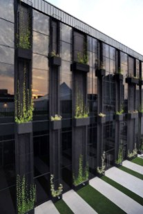 Best Facade Designs Of 2018 With Different Materials 21