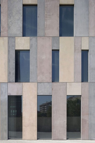 Best Facade Designs Of 2018 With Different Materials 38