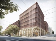 Best Facade Designs Of 2018 With Different Materials 40