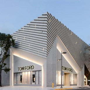 Best Facade Designs Of 2018 With Different Materials 46
