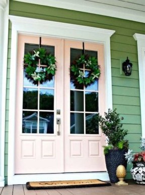 Chic And Simple Entrance Ideas For Your House 15