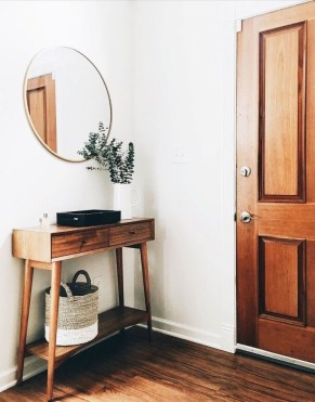 Chic And Simple Entrance Ideas For Your House 25