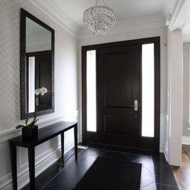 Chic And Simple Entrance Ideas For Your House 30