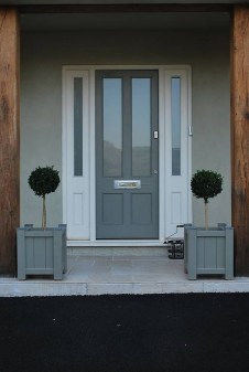 Chic And Simple Entrance Ideas For Your House 34