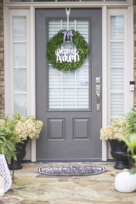 Chic And Simple Entrance Ideas For Your House 54