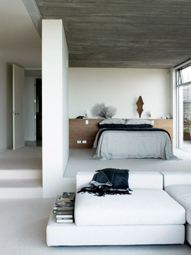 Partition Inspirations For Minimalist House 19