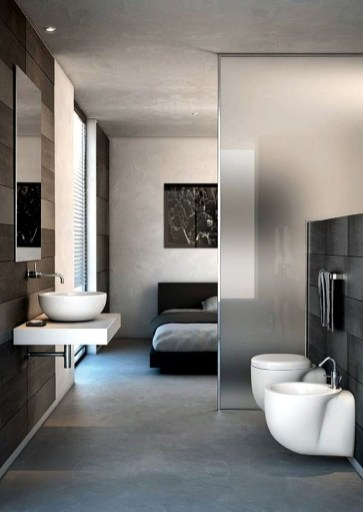 Partition Inspirations For Minimalist House 25