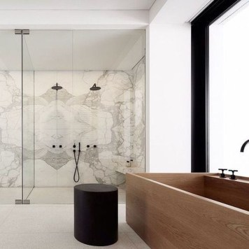 Partition Inspirations For Minimalist House 28