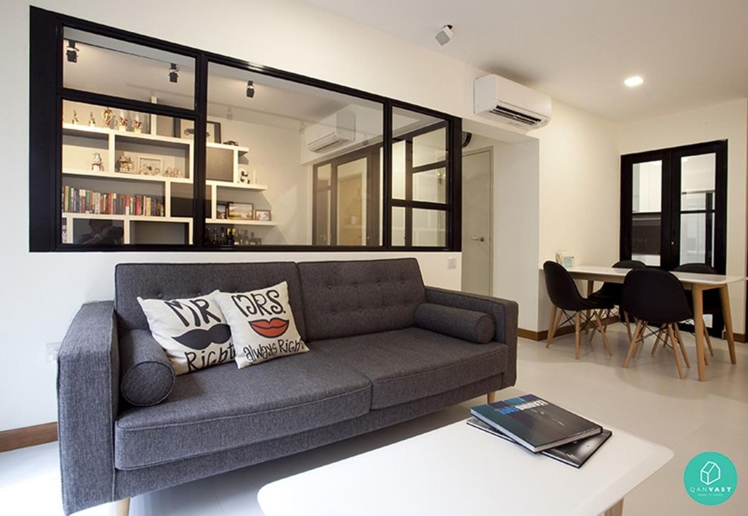 Partition Inspirations For Minimalist House 46