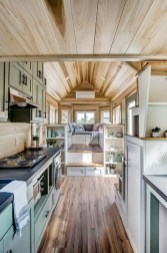 Simple House With Warm Wooden Interior 02