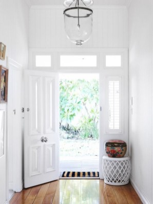 Stylish Small Entrance Ideas 06