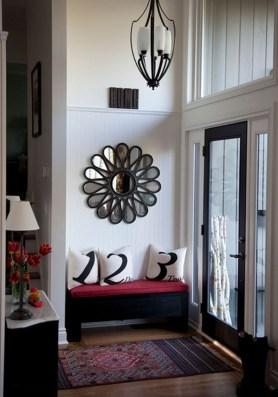 Stylish Small Entrance Ideas 33