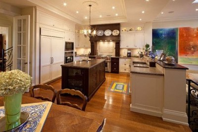 Tips On Organizing Kitchen With Small Dimension 01