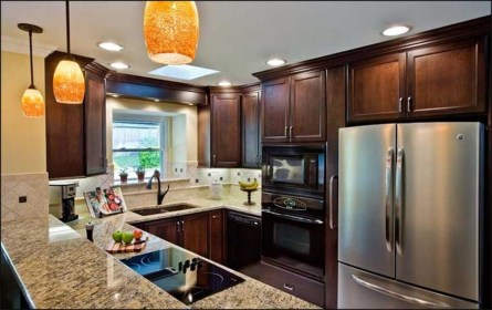 Tips On Organizing Kitchen With Small Dimension 08