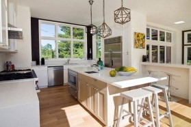 Tips On Organizing Kitchen With Small Dimension 11