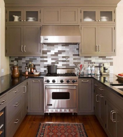 Tips On Organizing Kitchen With Small Dimension 31