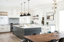 Tips On Organizing Kitchen With Small Dimension 34