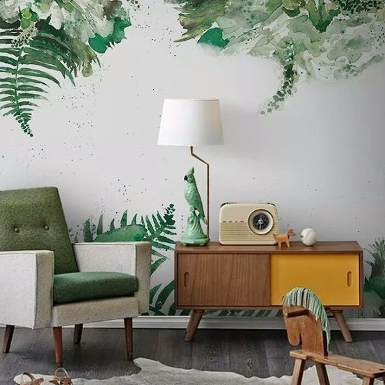 Trendy Wallpaper Designs To Create Different Moods In The House 10