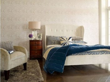 Trendy Wallpaper Designs To Create Different Moods In The House 15