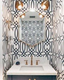 Trendy Wallpaper Designs To Create Different Moods In The House 26