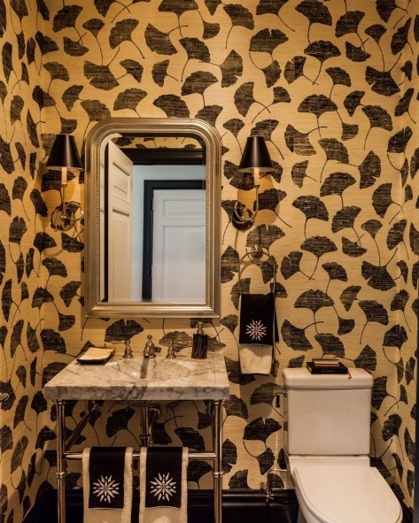 Trendy Wallpaper Designs To Create Different Moods In The House 32