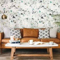 Trendy Wallpaper Designs To Create Different Moods In The House 39