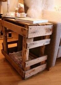 Adorable Crafty Diy Wooden Pallet Project Ideas 11