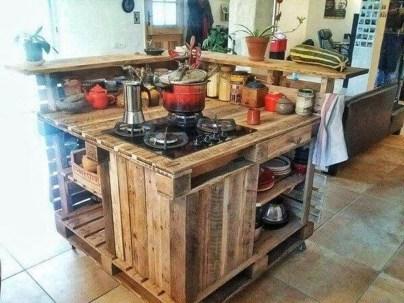Adorable Crafty Diy Wooden Pallet Project Ideas 35