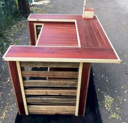 Adorable Crafty Diy Wooden Pallet Project Ideas 51