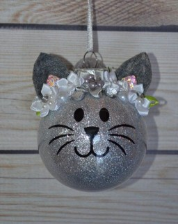 Amazing Diy Christmas Ornaments Ideas 04