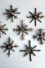 Amazing Diy Christmas Ornaments Ideas 21