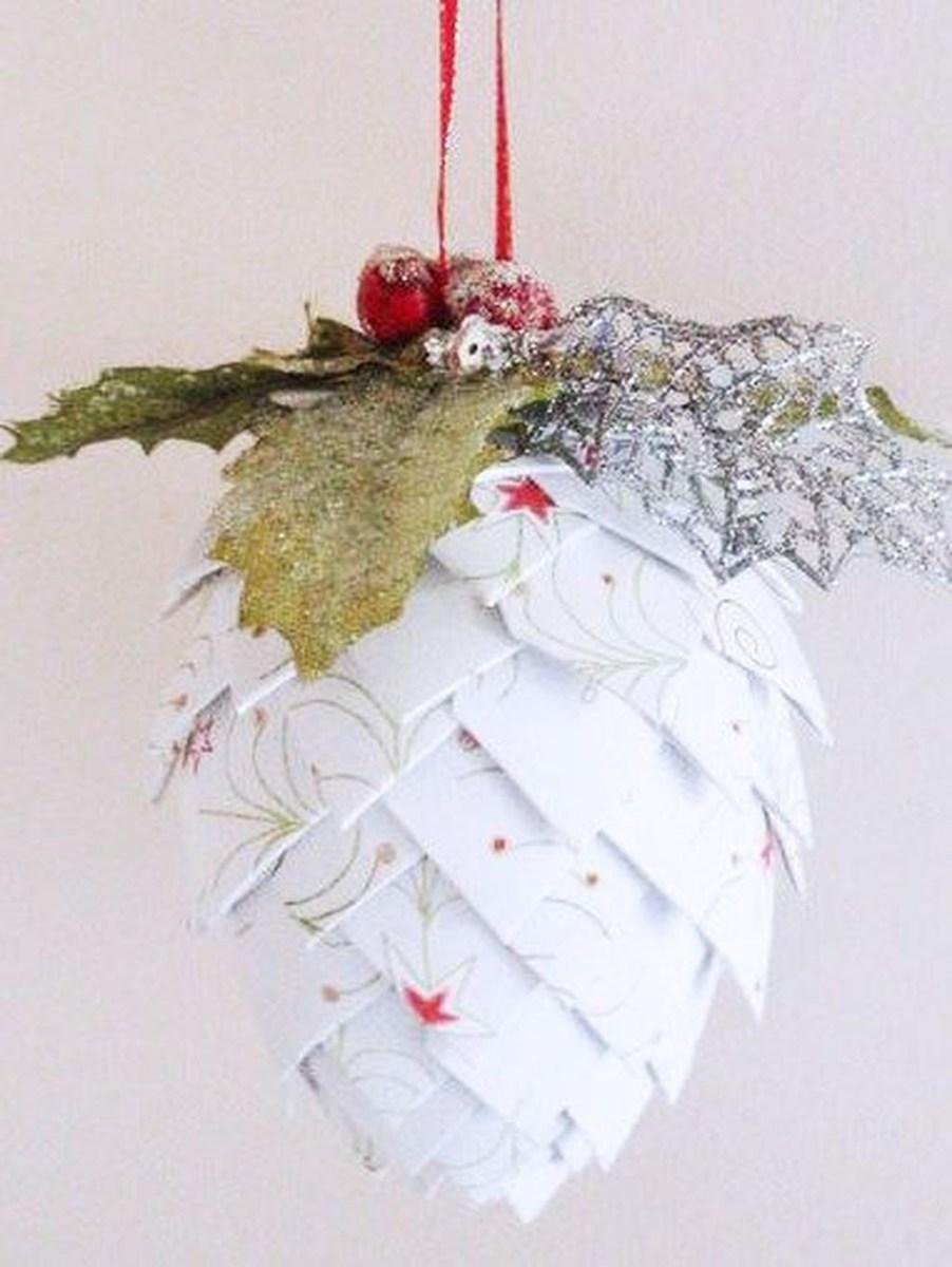 Amazing Diy Christmas Ornaments Ideas 25